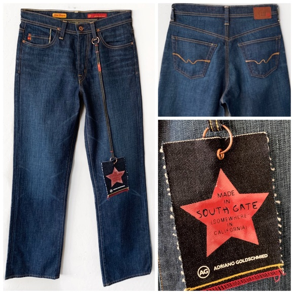 Ag Adriano Goldschmied Other - 🆕 ADRIANO GOLDSCHMIED THE HERO JEANS 31 REGULAR